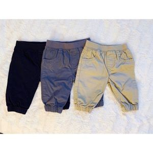 3 baby joggers